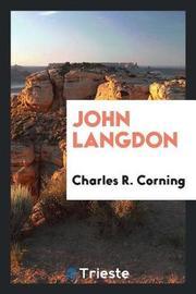 John Langdon by Charles R. Corning image