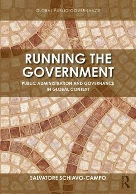 Running the Government by Salvatore Schiavo-Campo image