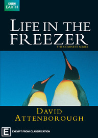 Life in the Freezer on DVD image