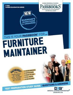 Furniture Maintainer by National Learning Corporation