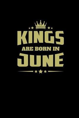 Kings Born June by Noted Expressions