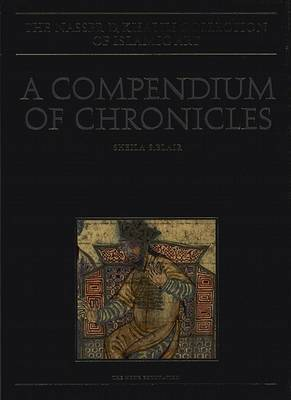 A Compendium of Chronicles by Sheila S. Blair image