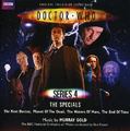 Doctor Who Series 4 The Specials Original Soundtrack (2CD) by Murray Gold