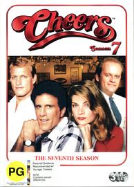 Cheers - Complete Season 7 (4 Disc Set) on DVD