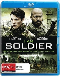 I Am Soldier on Blu-ray image