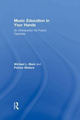 Music Education in Your Hands by Michael L Mark image