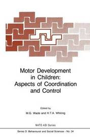 development of motor control in children What is child development child development refers to the sequence of physical, language, thought and emotional changes that occur in a child.