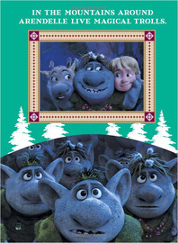 Frozen Poster-A-Page: Magical Moments by Disney image