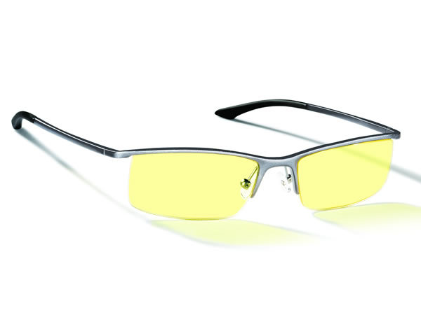Gunnar Advanced Computer Gaming Glasses ( Mercury) for