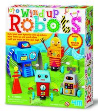 4M: Craft - Wind Up Robots