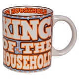 King of the House - Giant Mug