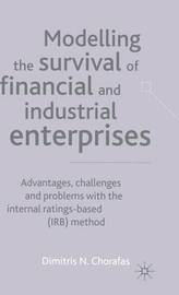Modelling the Survival of Financial and Industrial Enterprises by D. Chorafas