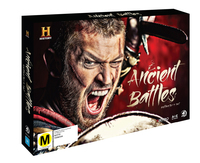 Ancient Battles Collector's Set on DVD