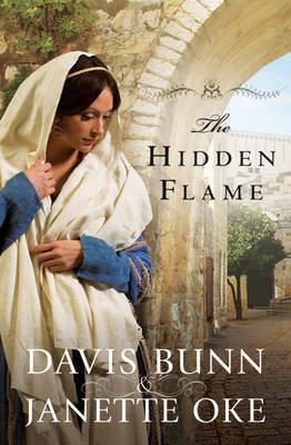 The Hidden Flame by Davis Bunn image
