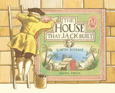 The House that Jack Built by Gavin Bishop image