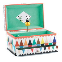Djeco: Panda's Song Musical Trinket Box