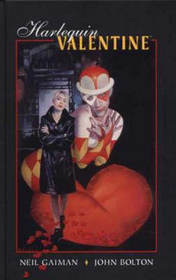 Harlequin Valentine by Neil Gaiman image