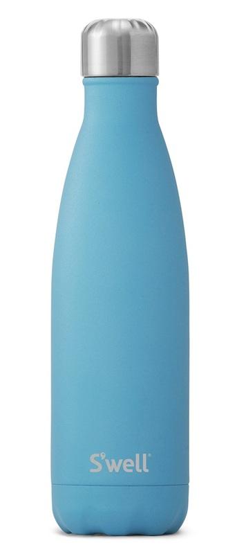 S'well Insulated Bottle - Blue Fluorite (500ml)
