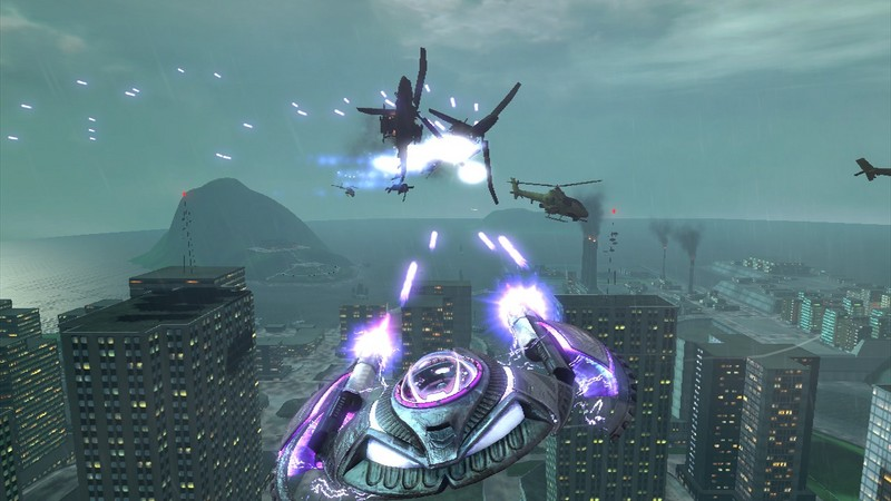 Destroy All Humans! Path of the Furon for PS3 image