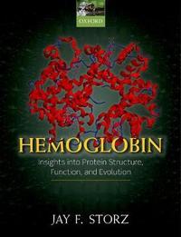 Hemoglobin by Jay F. Storz image