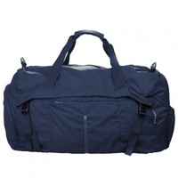 Tucano: Compatto XL Duffle Completely Foldable Weekender Bag - Blue
