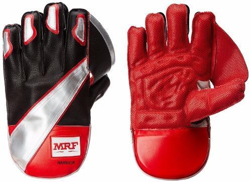 MRF Warrior Wicket Keeping Gloves Jr