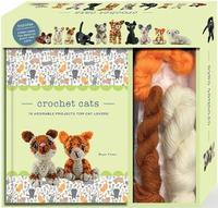 Crochet Cats by Megan Kreiner