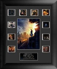 FilmCells: Mini-Montage Frame - Fantastic Beasts (New York)