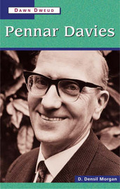 Pennar Davies by Daffydd Densil Morgan image