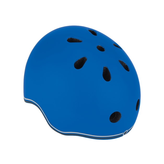 Globber: Protective Helmet with LED - Toddler XS (Navy Blue)