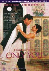 Only You on DVD