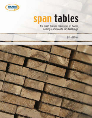 Span Table by TRADA Technology image