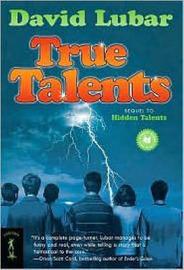 True Talents by David Lubar image