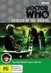 Doctor Who (1975) - Genesis Of The Daleks (2 Disc Set) on DVD