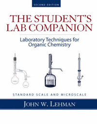 Laboratory Techniques for Organic Chemistry by John W. Lehman image