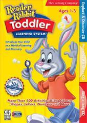 Reader Rabbit Toddler V2 Learning System for PC
