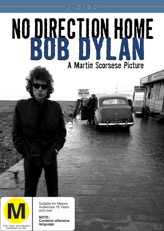No Direction Home - Bob Dylan (2 Disc) on