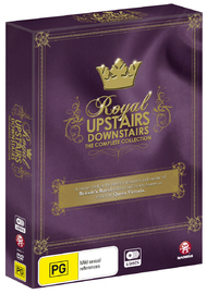 Royal Upstairs Downstairs - The Complete Collection on DVD