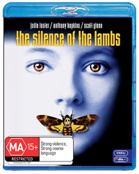 The Silence of the Lambs on Blu-ray
