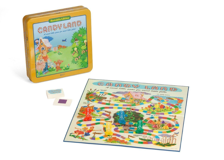 Candy Land Nostalgia Tin Board Game image