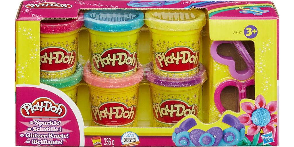 Play-Doh - Sparkle Compound Collection image