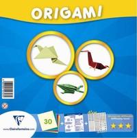 Expert Level Origami Kit - 30 Asst sheets