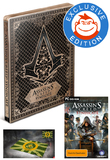 Assassin's Creed Syndicate Steelbook Edition for PC Games