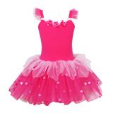 Pink Poppy: Lady Bug Dress (Size 5/6) - Pink