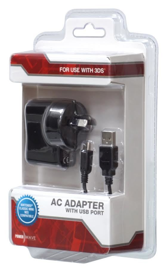 3DS AC Adaptor. To gather more information on the recent cracking technologies with regard to Nintendo Console,  <a rel='nofollow' target='_blank' href=