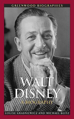 Walt Disney by Louise Krasniewicz image