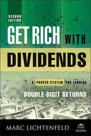 Get Rich with Dividends by Marc Lichtenfeld