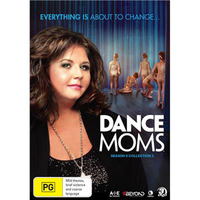 Dance Moms: Season 6 - Collection 3 on DVD