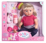 Baby Born - Sister Doll