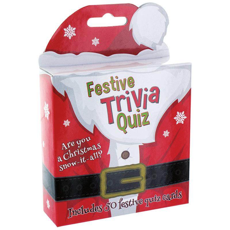 Festive Trivia Quiz image